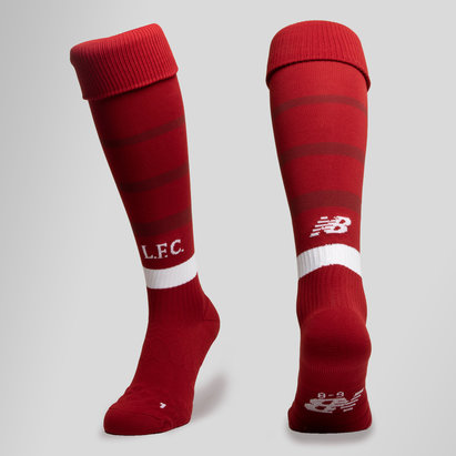 New Balance Liverpool FC 18/19 Home Kids Football Socks