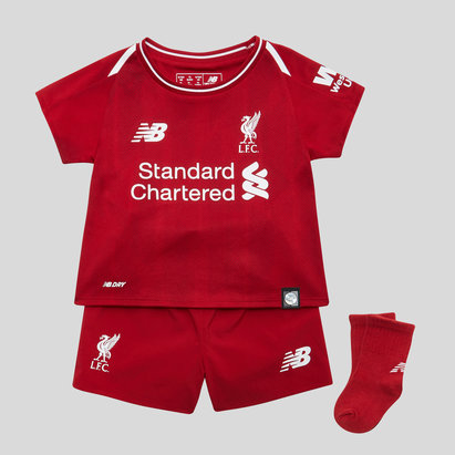 New Balance Liverpool FC 18/19 Home Infant Football Kit
