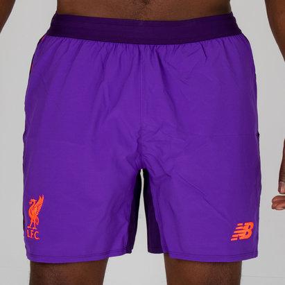 New Balance Liverpool FC 18/19 Away Football Shorts