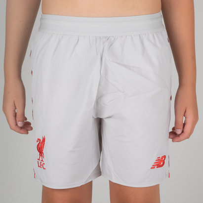 New Balance Liverpool FC 18/19 3rd Kids Football Shorts
