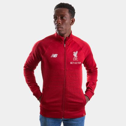 New Balance Liverpool FC 18/19 Elite Football Walk Out Jacket