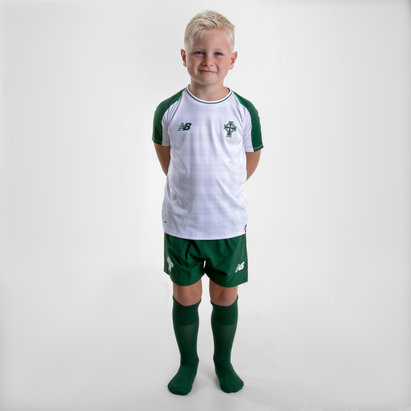 New Balance Celtic FC 18/19 Away Mini Kids Football Kit