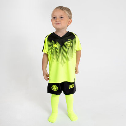 5eca3884b New Balance Celtic FC 18 19 3rd Mini Kids Football Kit