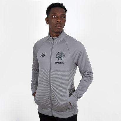 New Balance Celtic FC 18/19 Players Walk Out Football Jacket