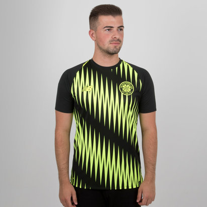 New Balance Celtic FC 18/19 Elite Match Day Football Training Shirt