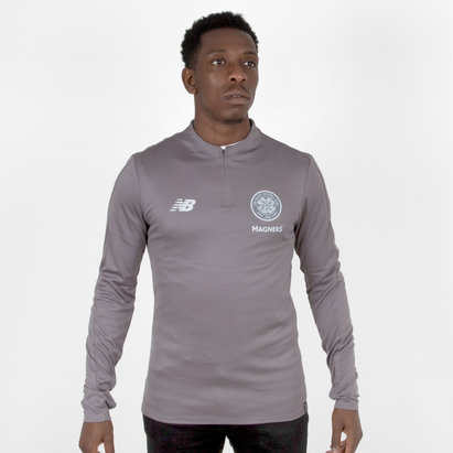 New Balance Celtic FC 18/19 Elite Training Mid Layer Football Top
