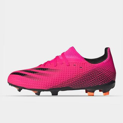adidas X .3 Childrens FG Football Boots
