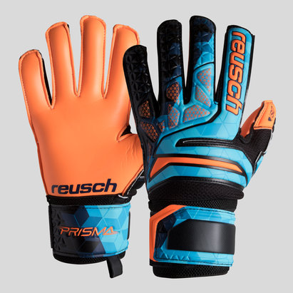 Reusch Prisma SD Finger Support Ltd Edition Kids Goalkeeper Gloves