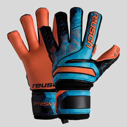 Reusch Prisma S1 Evolution Finger Support Kids Goalkeeper Gloves