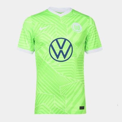 Nike Wolfsburg Home Shirt 2021 2022