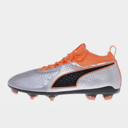 Puma One 2 Leather FG Football Boots Mens