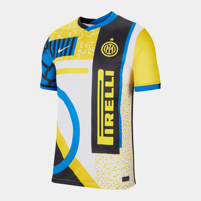 Nike Inter Milan Fourth Shirt 2020 2021