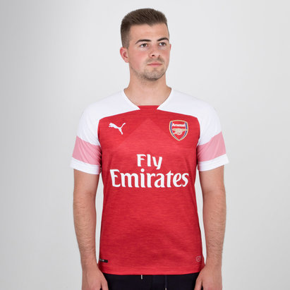 Puma Arsenal 18/19 Home S/S Replica Football Shirt