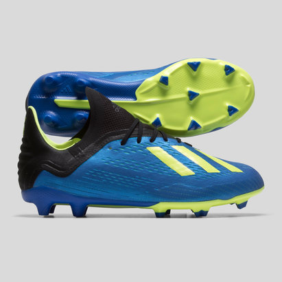 adidas X 18.1 FG Kids Football Boots