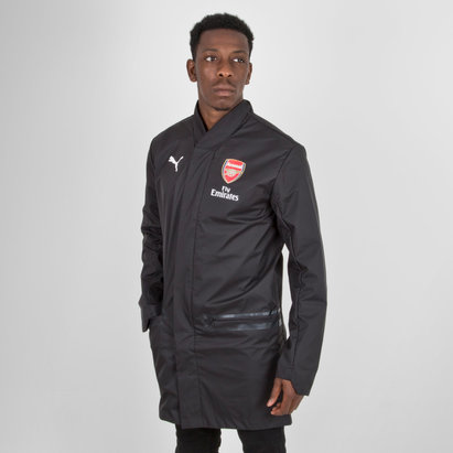 Puma Arsenal 18/19 Executive Football Jacket