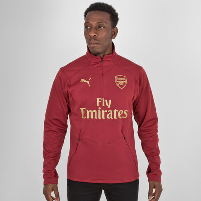 Puma Arsenal 18/19 Players Football Training Fleece Jacket