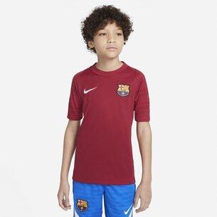 Nike Barcelona Strike Top 2021 2022 Junior
