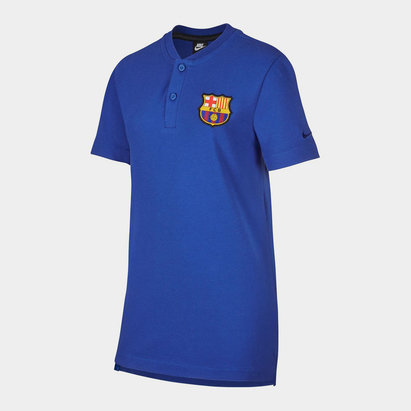 FC Barcelona Nikesportswear Modern Gsp Authentic Shirt