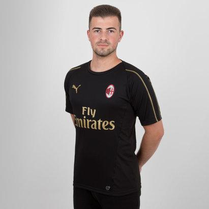 Puma AC Milan 18/19 Players S/S Football Training Shirt