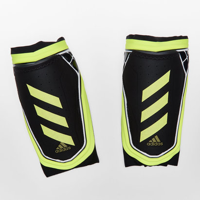 adidas X Foil Sleeve Football Shin Guard