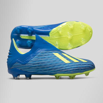 adidas X 18+ Purespeed Kids FG Football Boots