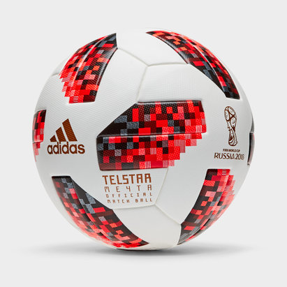 adidas FIFA World Cup 2018 Knock Out Official Match Football