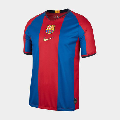 Nike Barcelona Home Shirt Special Edition Mens