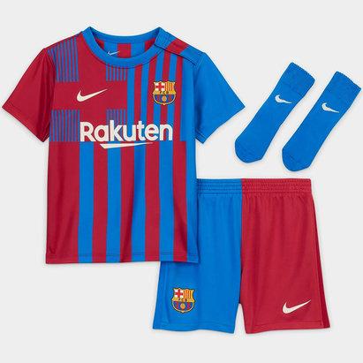Nike Barcelona Home Baby Kit 2021 2022