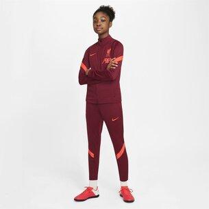 Nike Liverpool Strike Tracksuit 2021 2022 Junior