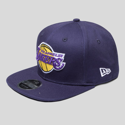 New Era NBA Los Angeles Lakers 9Fifty Snapback Cap