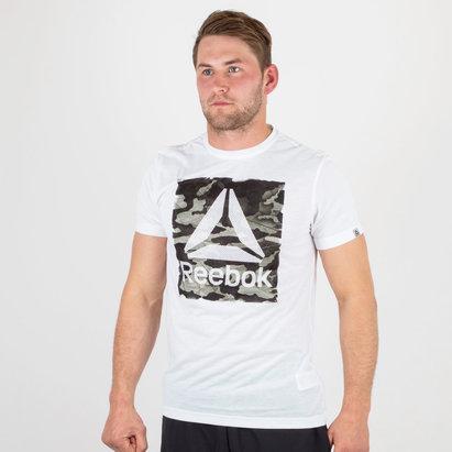 Reebok Camo Delta Speedwick Graphic T-Shirt