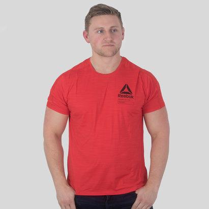 Reebok Activchill Graphic S/S Training T-Shirt