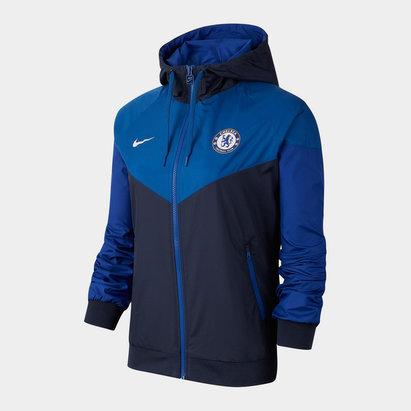 Nike Chelsea FC Windrun Jacket Ladies