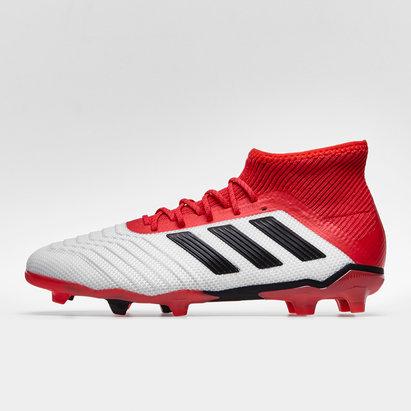 adidas Predator 18.1 FG Kids Football Boots d2bbb5cf7