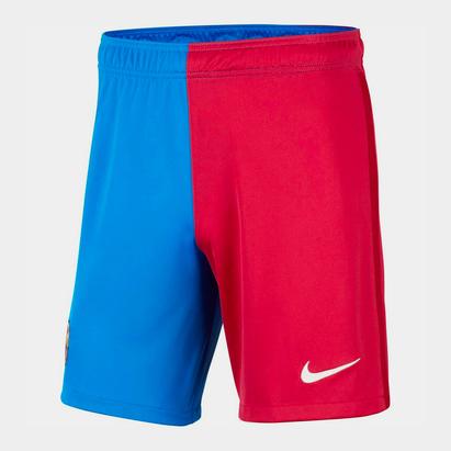 Nike Barcelona Home Shorts 2021 2022
