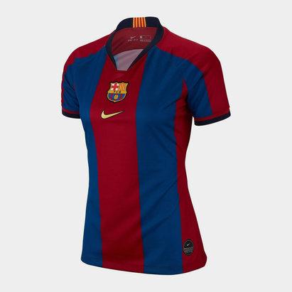 Nike Barcelona Home Shirt Special Edition Womens