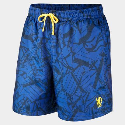 Chelsea FC Nikesportswear Woven Shorts