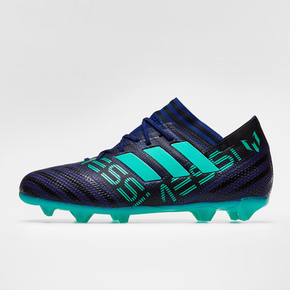 san francisco 30a92 a410b adidas Nemeziz Messi 17.1 FG Kids Football Boots