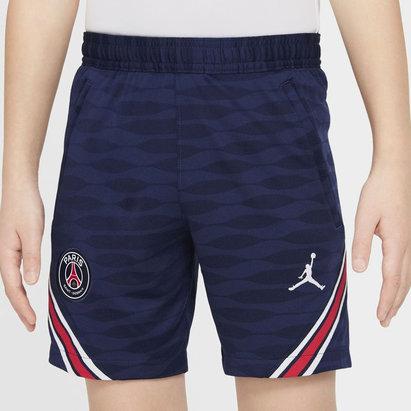 Nike Paris Saint Germain x Jordan Strike Training Shorts 2021 2022 Junior
