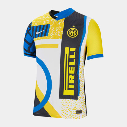 Nike Inter Milan Vapor Fourth Shirt 2020 2021