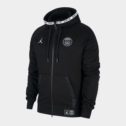 Nike Paris Saint Germain Full Zip Jacket Mens