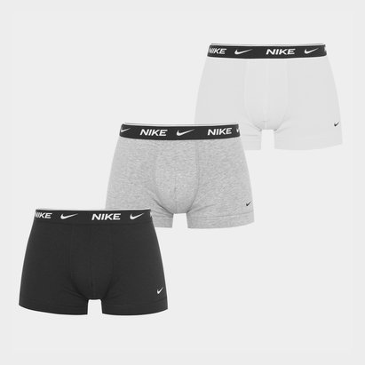 Nike Pack Boxer Trunks Mens