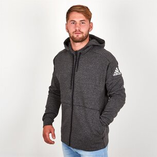 adidas ID Stadium Full Zip Hooded Sweat