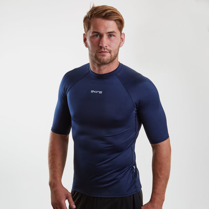 Skins Basic Base Layer Top Mens