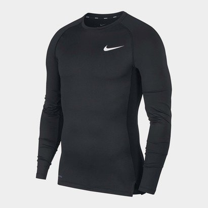 Nike Pro L/S Compression Top Mens