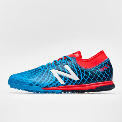 New Balance Tekela Magique Kids TF Football Trainers
