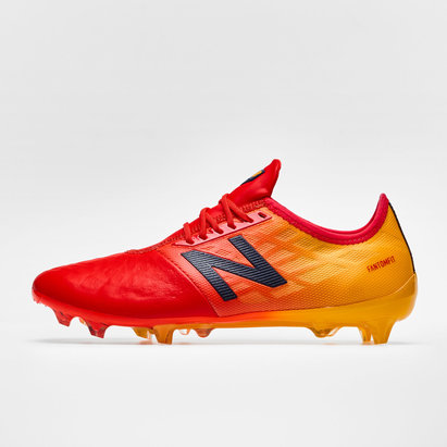 New Balance Furon 4.0 Pro Leather FG Football Boots