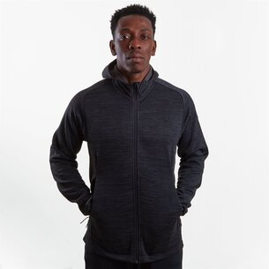 adidas FreeLift Climaheat Full Zip Hooded Training Sweat
