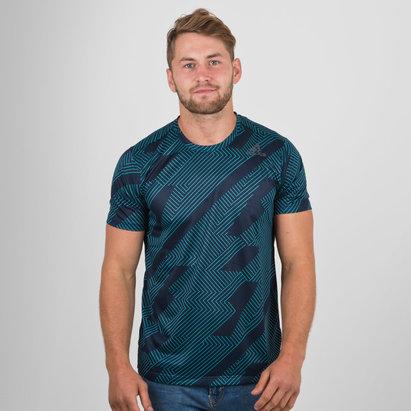 adidas FreeLift Climachill S/S Training T-Shirt