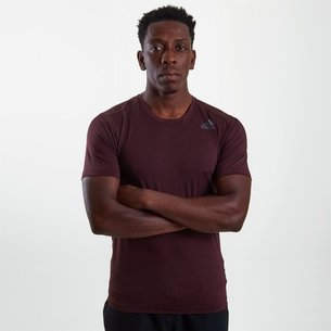 adidas Free Lift Short Sleeve T Shirt Mens